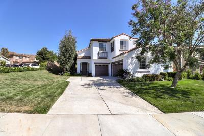 Moorpark Single Family Home For Sale: 14418 Peach Hill Road