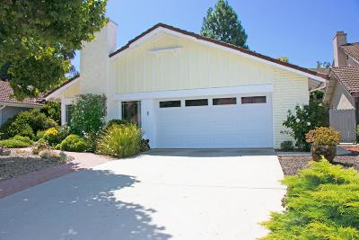 Moorpark Single Family Home For Sale: 4313 Wild West Circle