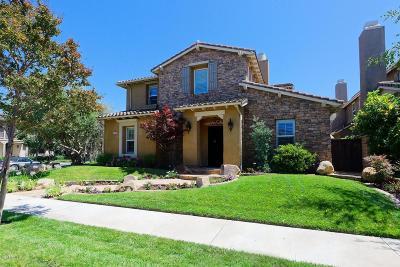 Camarillo Single Family Home For Sale: 3284 Buttercup Lane