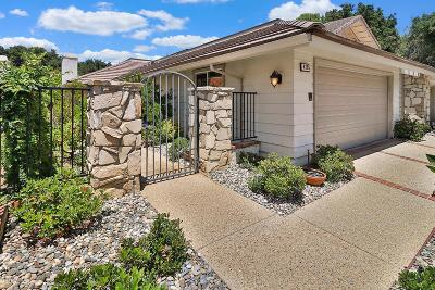 Westlake Village Condo/Townhouse For Sale: 4265 Par Five Court