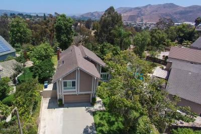 Camarillo Single Family Home For Sale: 5796 Holly Ridge Drive