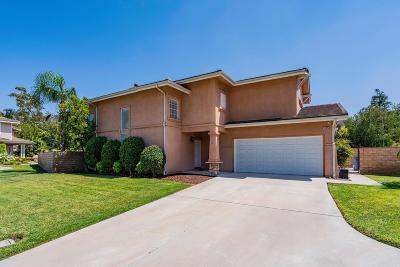 Simi Valley CA Single Family Home For Sale: $639,950