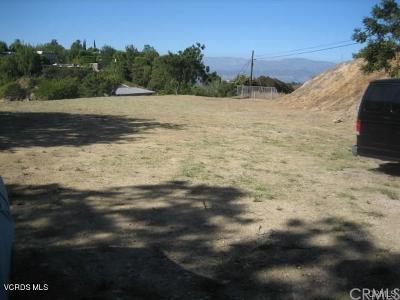 Sherman Oaks Residential Lots & Land For Sale: 3501 Beverly Glen Boulevard