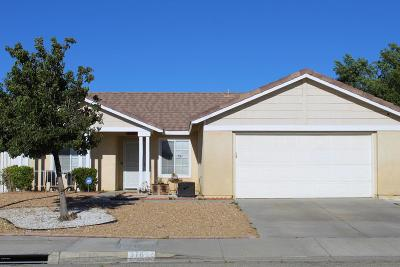 Palmdale Single Family Home For Sale: 37652 Ribbon Street