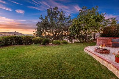 Agoura Hills Single Family Home Active Under Contract: 5521 Adelina Court