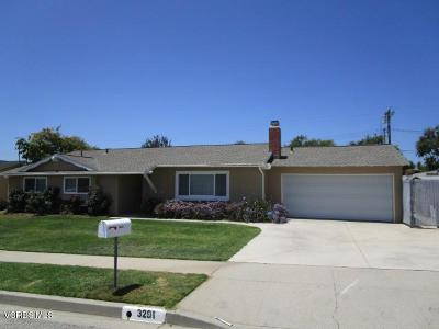 Simi Valley Single Family Home For Sale: 3291 Austin Avenue