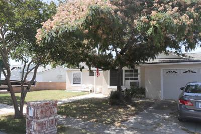 Simi Valley Single Family Home For Sale: 6315 Dana Avenue