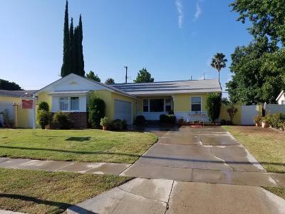 Northridge Single Family Home Active Under Contract: 16737 Kinzie Street
