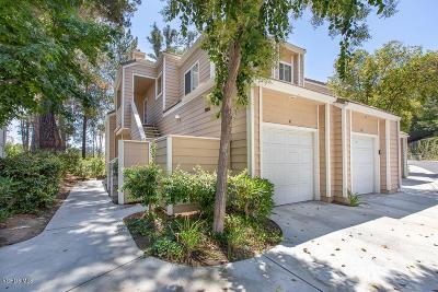 Valencia Condo/Townhouse For Sale: 24518 McBean Parkway #41