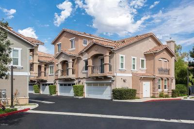 Thousand Oaks Condo/Townhouse For Sale: 2399 Chiquita Lane