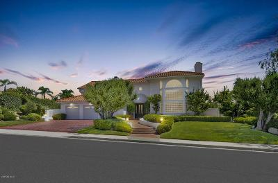 Agoura Hills Single Family Home For Sale: 29433 Bertrand Drive