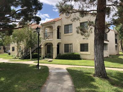 Palmdale Condo/Townhouse Active Under Contract: 2554 Olive Drive #68