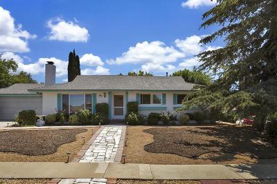 Thousand Oaks Single Family Home For Sale: 2912 Camino Del Zuro