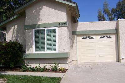 Camarillo Condo/Townhouse Active Under Contract: 41023 Village 41
