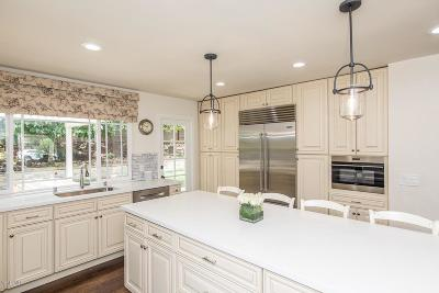 Westlake Village Single Family Home Active Under Contract: 31919 Benchley Court