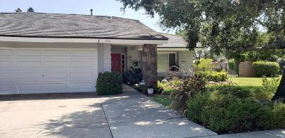 Glendora Single Family Home For Sale: 842 East Virginia Avenue