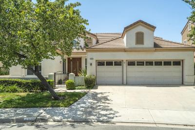 Moorpark Single Family Home Active Under Contract: 4177 Kingsview Road