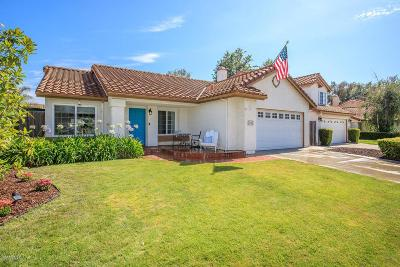 Moorpark Single Family Home For Sale: 12948 Knotty Pine Street