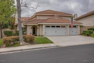 Moorpark Single Family Home Active Under Contract: 4355 Country Meadow Street