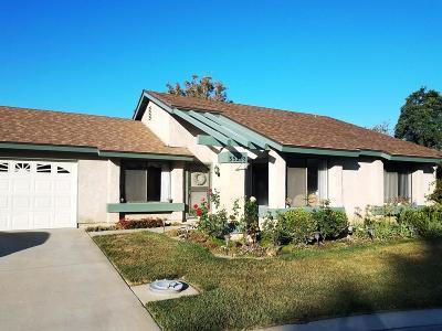Camarillo Single Family Home Active Under Contract: 35219 Village 35