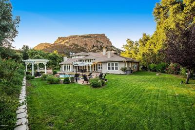 Westlake Village Single Family Home For Sale: 1467 Country Ranch Road