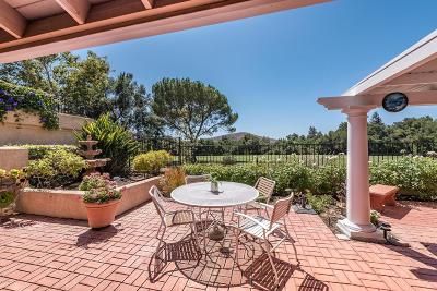 Westlake Village Single Family Home For Sale: 1651 Ryder Cup Drive