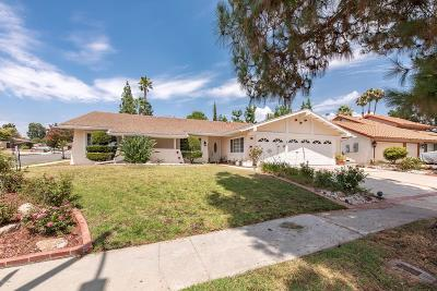 Chatsworth Single Family Home Active Under Contract: 20655 Horace Street
