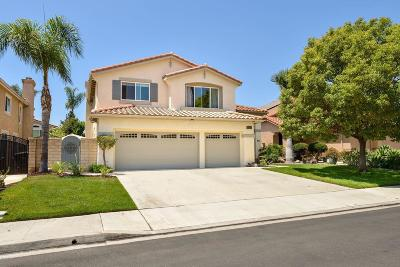 Camarillo Single Family Home For Sale: 546 Avenida Gaviota