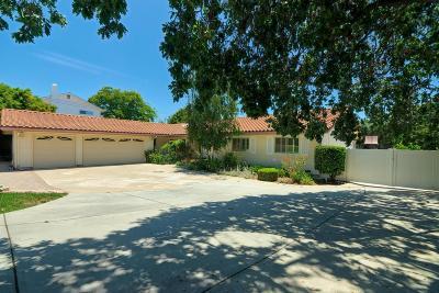 Thousand Oaks Single Family Home For Sale: 1392 La Jolla Drive