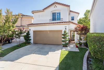 Simi Valley Single Family Home For Sale: 577 Yarrow Drive