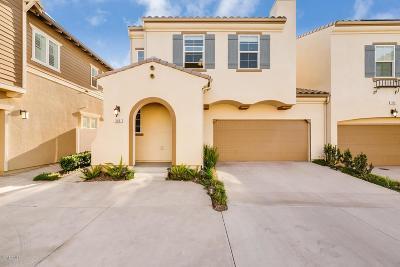 Camarillo Single Family Home Active Under Contract: 288 Carrizo Creek Road