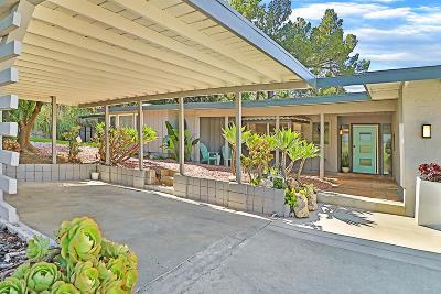Thousand Oaks Single Family Home For Sale: 2508 Hood Drive