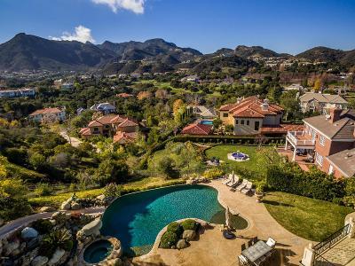 Thousand Oaks Single Family Home Active Under Contract: 148 Queens Garden Drive