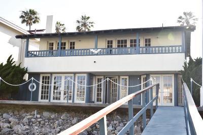 Ventura Single Family Home For Sale: 2820 Bayshore Avenue