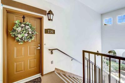 Simi Valley Condo/Townhouse For Sale: 469 Country Club Drive #216