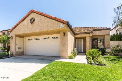 Simi Valley Single Family Home For Sale: 2267 Oakdale Circle