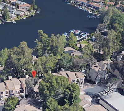 Westlake Village Condo/Townhouse For Sale: 1162 South Westlake Boulevard #C