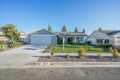 Simi Valley Single Family Home For Sale: 1182 Hudson Court