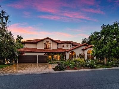 Westlake Village Single Family Home For Sale: 1351 Falling Star Avenue