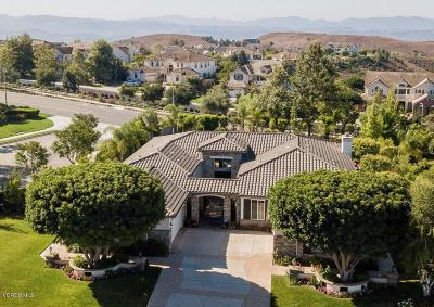 Moorpark Single Family Home Active Under Contract: 12088 Palmer Drive