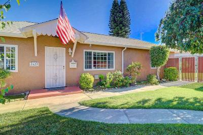 Burbank Single Family Home For Sale: 2627 Tulare Avenue