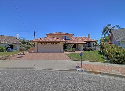 Ventura Single Family Home For Sale: 6370 Burnett Circle