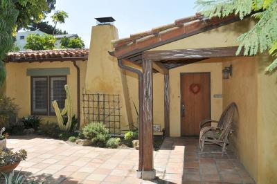 Ventura Single Family Home For Sale: 1410 Brodiea Avenue
