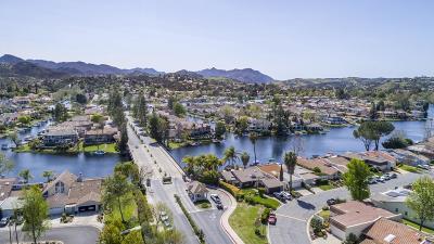 Westlake Village Single Family Home For Sale: 3922 Freshwind Circle