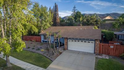 Thousand Oaks Single Family Home For Sale: 898 Ballina Court