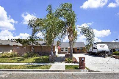 Simi Valley Single Family Home For Sale: 2188 Waldo Street