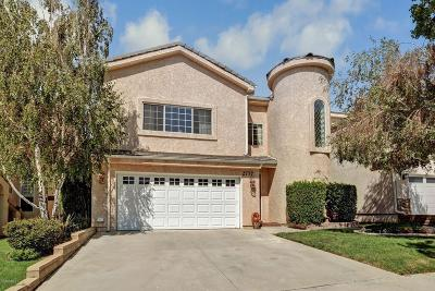 Simi Valley Single Family Home Active Under Contract: 2777 Stanislaus Avenue