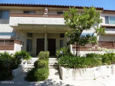 Simi Valley Condo/Townhouse For Sale: 1736 Sinaloa Road #321