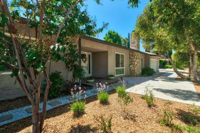 Thousand Oaks Single Family Home For Sale: 178 East Janss Road