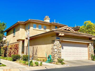 Camarillo Single Family Home For Sale: 4415 Romero Place